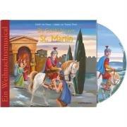 Die Geschichte Von St.Martin (CD) (Weihnachten Gedicht Religiösen)
