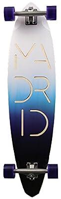 Madrid Skateboards Hickey PAPERLOGO 40 Longboard