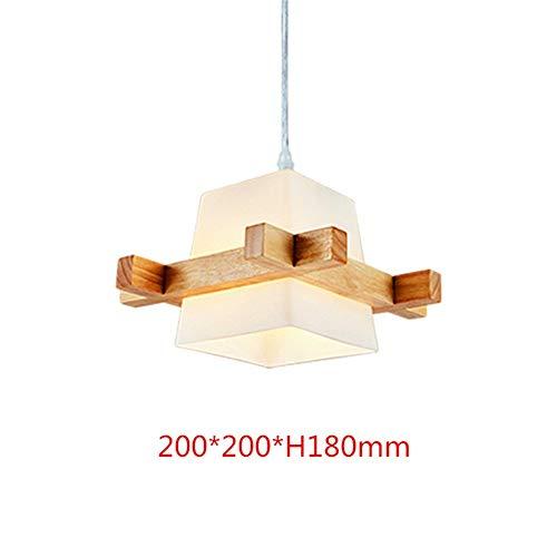 Justierbare hängende Lichter für das Speisen der modernen hölzernen hängenden Lampe mit Gras-Lampenschirmen E27 LED Suspendierungs-Beleuchtungs-Befestigungen