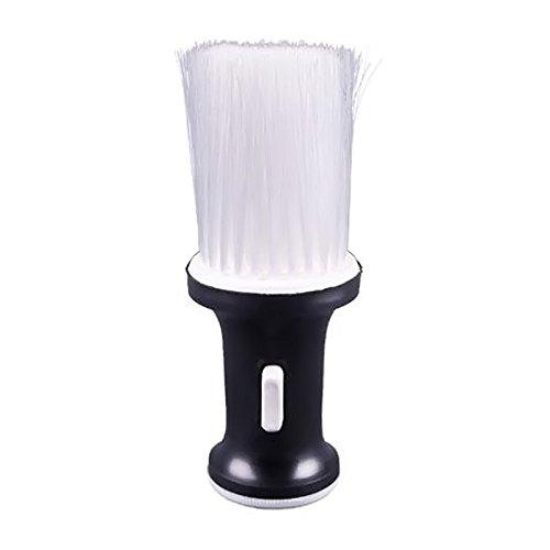 Nylonborsten Hals Gesicht Duster saubere Pinsel für Friseure Salon Stylist Baby Powder Dispenser -