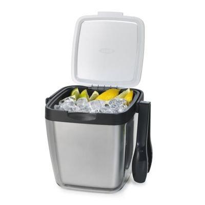 oxo-good-gripsr-portable-ice-bucket-with-tongs-garnish-tray