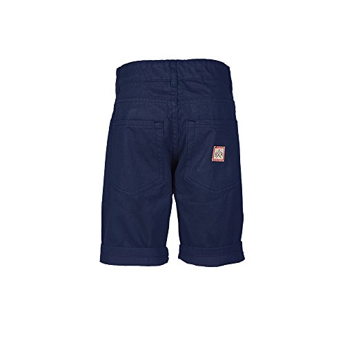 Band of Rascals Kinder Kurze Hose 5-Pocket Shorts Bio-Baumwolle (110/116, Navy)