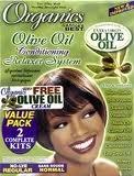 Africa's Best Défrisant Organics à l'huile d'olive extra vierge Super value pack