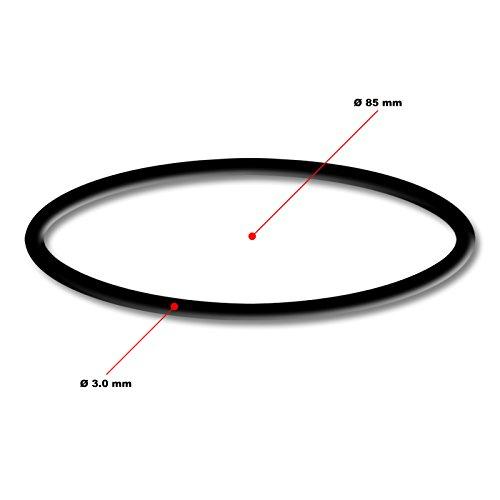 SunSun Ersatzteil Teichklärer CUV-236 - O-Ring-4 Wasserklärer -