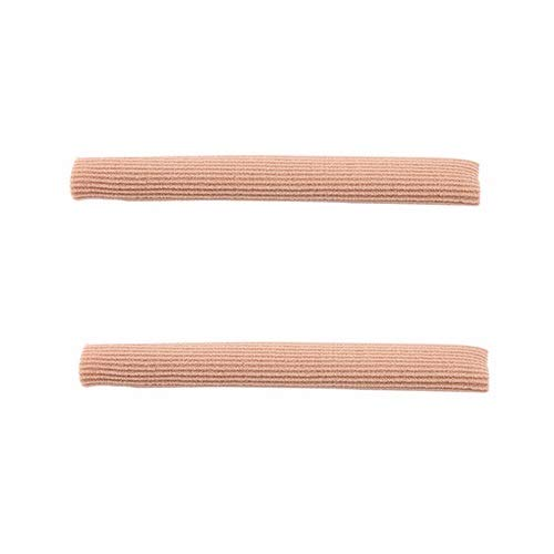 WJGJ Gel Toe Separators Pad Protektoren Finger & Toe Protektoren Fuß Füße Schmerzlinderung Schutz Für Fußpflege Insoles15cm (Size : M) - Pinky-zehe-ärmel