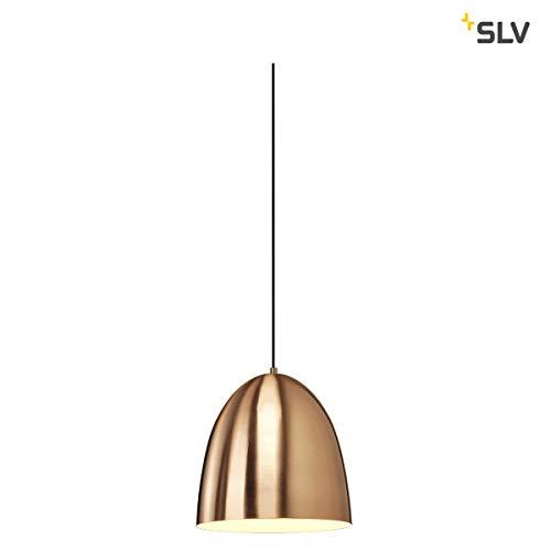 SLV para Cone 14 PD Pendelleuchte, QPAR51, Kupfer 35W, inkl. 1P-Adapter Leuchte, Metall, 0 W -