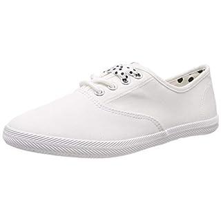 Tamaris Damen 1-1-23609-22 100 Sneaker Weiß (White 100), 39 EU
