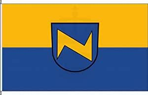 Königsbanner Hissflagge Neckartenzlingen - 120 x 200cm - Flagge und Fahne