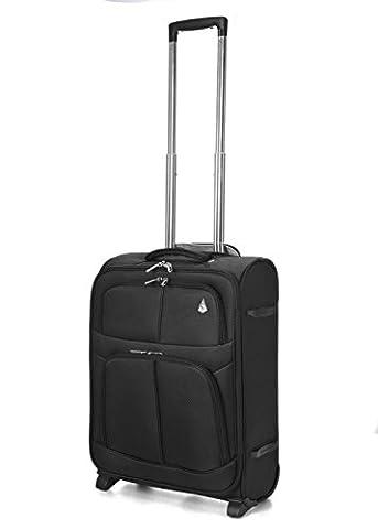 Aerolite 55x40x20 Ryanair Maximum Allowance 42L Lightweight Travel Carry On