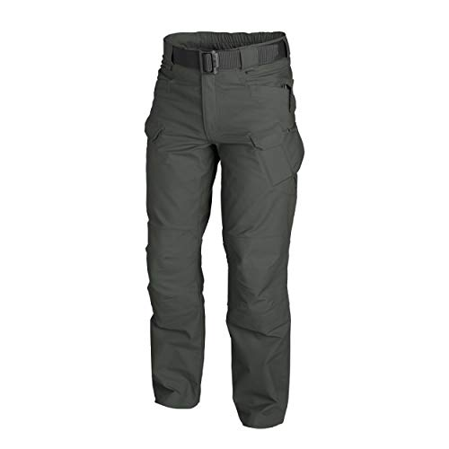 Helikon-Tex Urban Tactical Pants Ripstop Jungle Green, Jungle Grün, XXL/Regular -