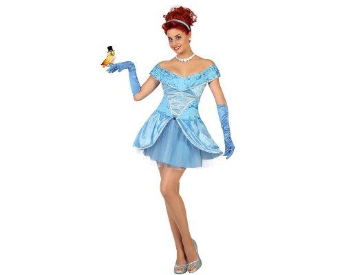Atosa - 22885 - Disfraz - Disfraz Princesa - Adulto - Tamaño 1