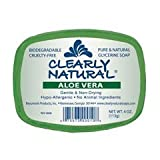 Clearly Natural: Glycerine Soap, Aloe Ve...