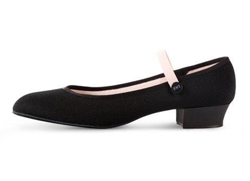 Bloch , Chaussures de danse pour fille Noir noir Noir - noir