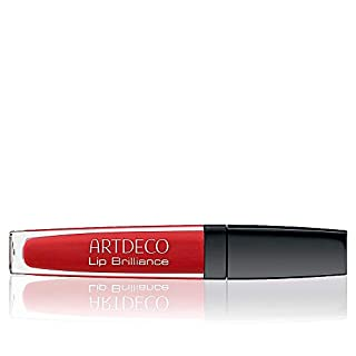 Artdeco Lip Brilliance unisex, Langhaftender Lip Gloss mit ultimativem Glanz, farbe: 57 brilliant purple monarch, 1er Pack (1 x 5 g)