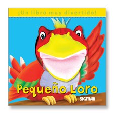 Pequeno loro/Small parrot (Titiritero/Puppeteer)