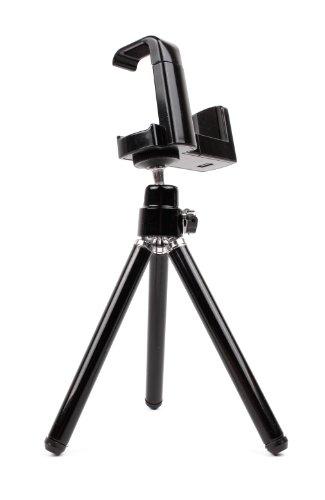 DURAGADGET Mini Treppiede Estensibile per Nikon DL 24-85 | 18-50 | Coolpix A900 | A300 | S7000 | S33 | AW130 | S6900 | S3700 | S2900 | L31 | P7800 - Alta qualità