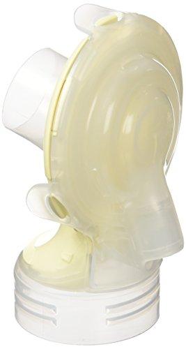 Medela 2001693 - Conector completo para los extractores de leche Freestyle y Swing Maxi de Medela