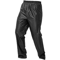 JDC Sobre Pantalón Impermeable Para Moto Unisex Para Lluvia - DRENCH - L 34L