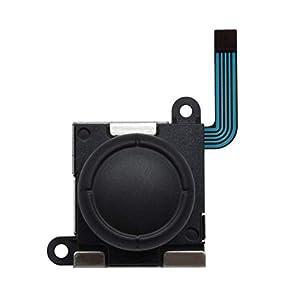 TOMSIN Joystick Ersatz für Joy Con, 3D Analog Thumbstick Reparatur Kit für N intendo Switch Joy-con Controller (2 Stück)