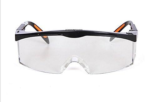 Rare Lunettes de protection Lunettes de protection Protection du travail Protection des yeux Sécurité anti-poussière Lunettes anti-pulvérisation Sécurité