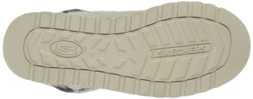 Skechers Keepsakes-Tier Knit Schneestiefel Natural