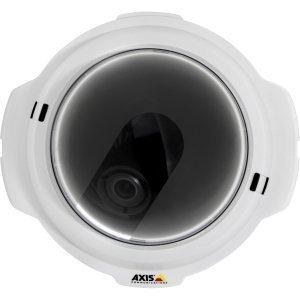 P3301 Network Camera - Network camera - dome - tamper-proof - colour - 640 x 480 - auto iris - vari-focal - audio - 10/100 - MJPEG, H.264 - DC 5 V / PoE ()