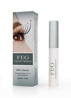 Feg Eyelash And Eyebrow Brow Enhancing & Lengthening Serum