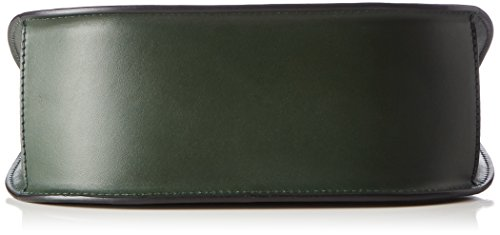 BREE Damen Cordoba 6 Umhängetasche, 19x9x25 cm Grün (Dark Green)