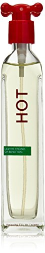 United Colour of Benetton Hot EDP for Women, 100ml