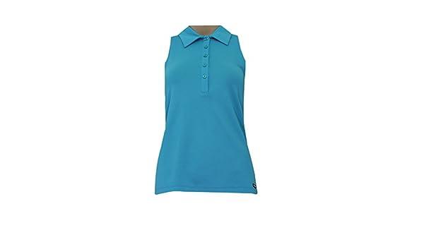 dae5adab883809 Bally Golf Poloshirt Damen Ärmellos (36): Amazon.de: Bekleidung