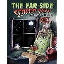 The Far Side Scared Silly Desk Calendar 2008