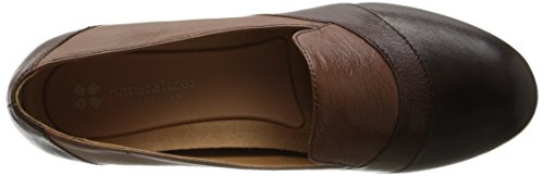 Naturalizer Channing étroit Cuir Mocassin Banana-Brown