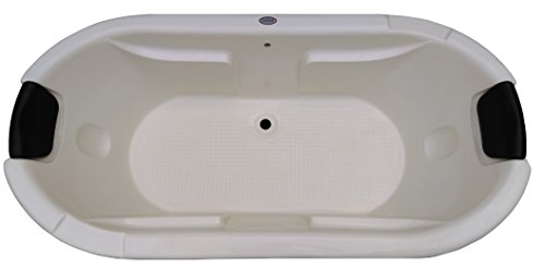 MADONNA Intimate Acrylic Bath Tub - Ivory