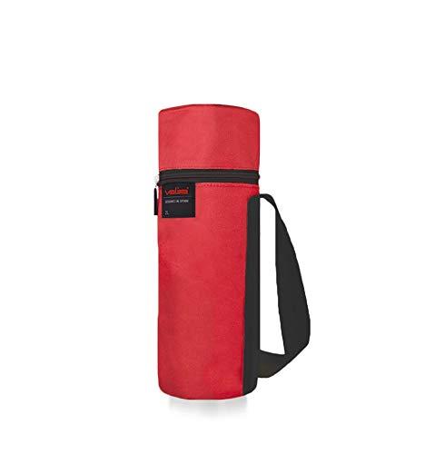 Valira 6003/12borsa termica 2l, colore rosso, nylon