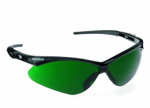 Preisvergleich Produktbild JACKSON SAFETY* V30 Nemesis Schutzbrillen, IR UV 5.0 Schweißerschutzsichtscheiben, 1 Stück