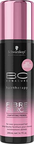 Schwarzkopf Bonacure hairtherapy fibre force fortifying primer, 1er Pack, (1x 200 ml)