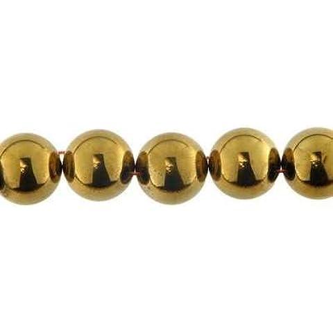 Calamita poposh extra spessore 10 mm 6 pezzi in (Oro 10 Stone)