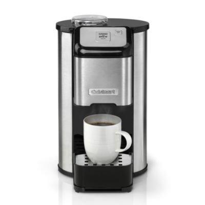 Cuisinart® Kaffeemaschine mit Mahlwerk für eine Tasse, vollautomatisch, 450 ml