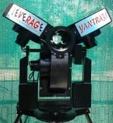 Leverage Yantra 3.2 Three Wheel Bowling Machine
