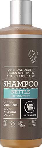 Urtekram Brennnessel Shampoo Bio, Antischuppen, 250 ml (Bio-shampoo Für Schuppen)