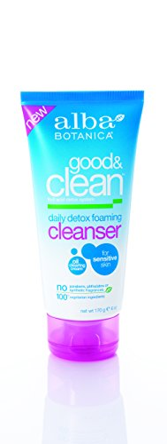 alba-botanica-good-and-clean-daily-detox-foaming-cleanser-6-oz
