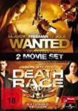 Death Race & Wanted - 2-Movie-Set [2 DVDs]