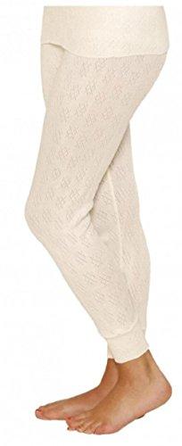 Octave - Pantaloni termici -  donna White