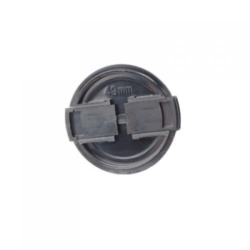Segolike 49mm Plastic Snap On Camera Lens Cap  available at amazon for Rs.180