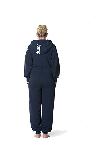 Jumpster Jumpsuit DEEPEST BLUE Regular Fit - 4
