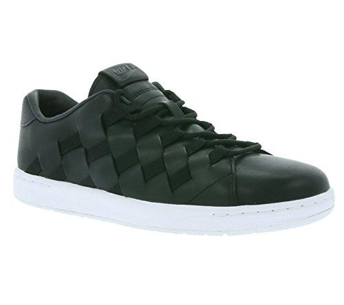 Nike Tennis Classic Ultra Prm Qs, Chaussures de Sport Homme Noir (Black / Black-Anthracite-Blanc)