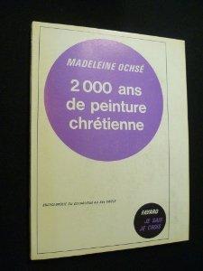 2000 ans de peinture chretienne