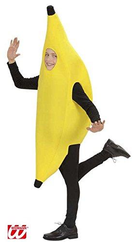 Für Fußball- banane, 158 cm/11/13 Jahren (Smiffys Banane Kostüm)