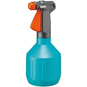 GARDENA Comfort-Pumpsprüher 1 l: Vielzweck-Sprühflasche für Haushalt und Garten, stufenlos verstellbare Sprühdüse, große Einfüllöffnung (805-20)