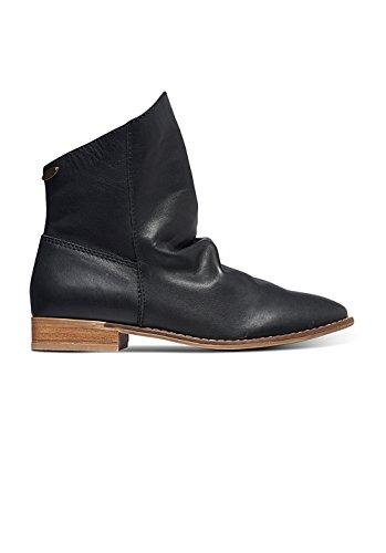 Roxy Leon J Boot Tan, Color: Black, Size: 10/41